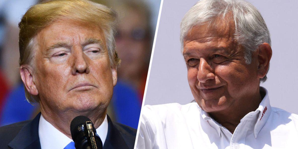 AMLO se prepara para viajar a la Casa Blanca a reunirse con Trump entre críticas y tras pasar la prueba de COVID-19