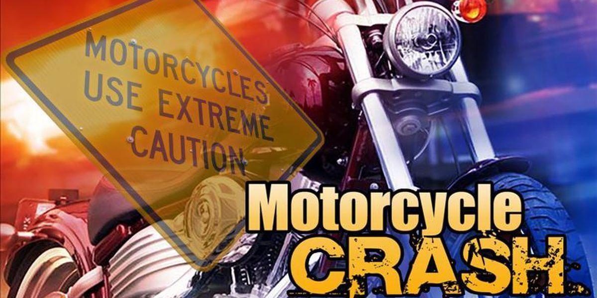 El segundo accidente de motocicleta de la semana envía al hombre al hospital en Lubbock
