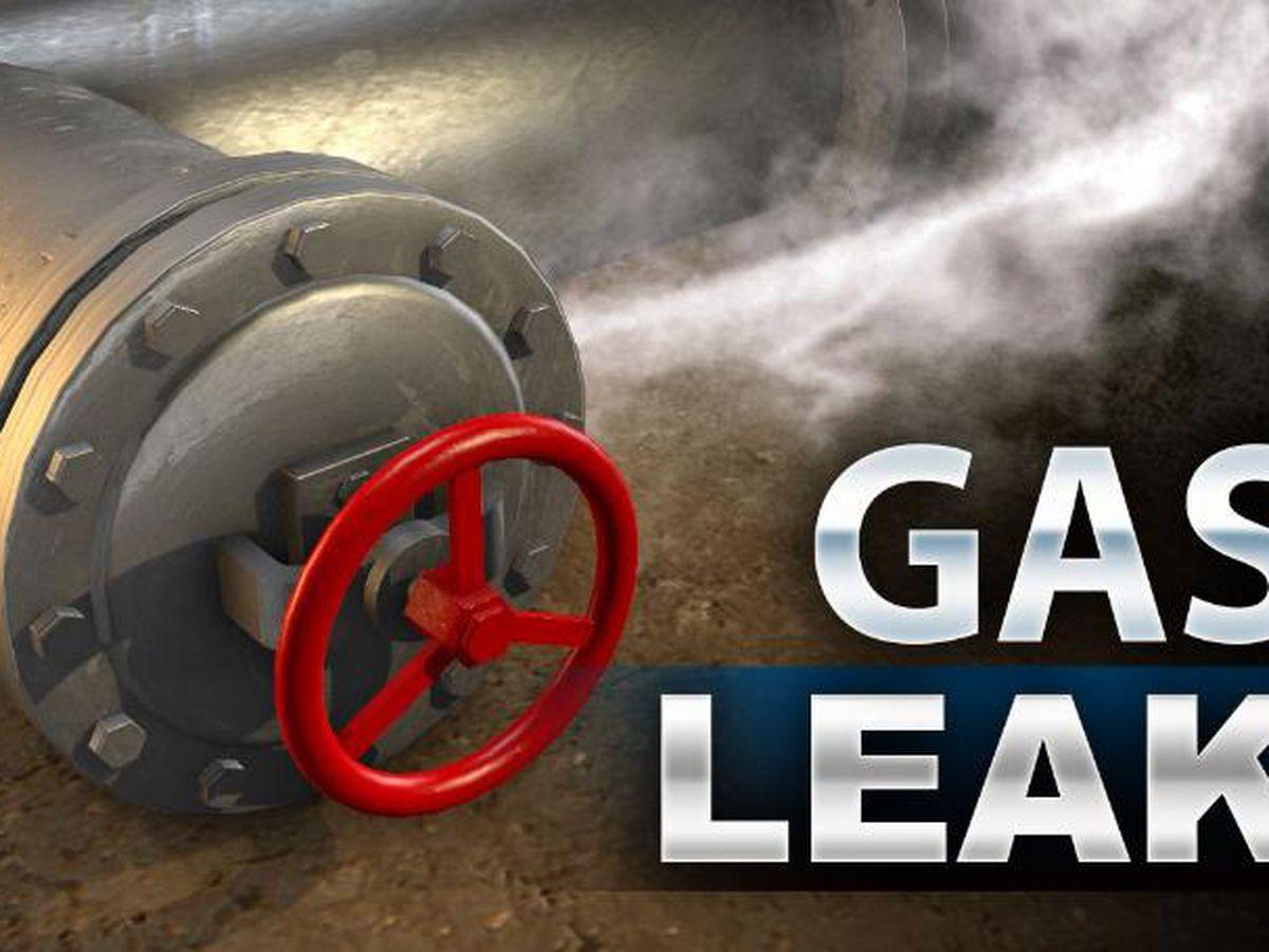 Odessa Target evacuado por fuga de gas
