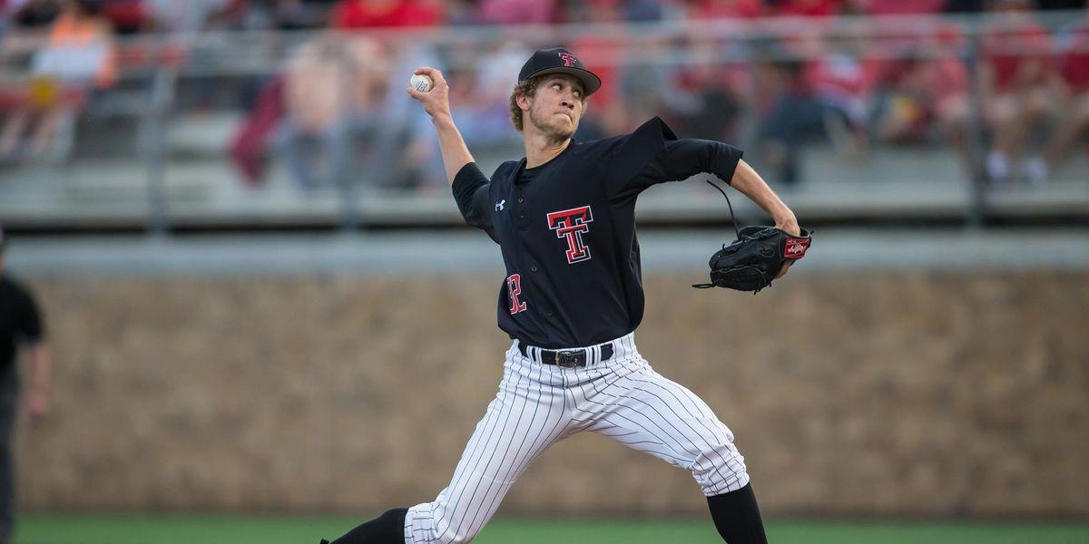 Los Red Raiders de Texas Tech en el Beisbol tienen este fin de semana la Ronda Regional de la NCAA