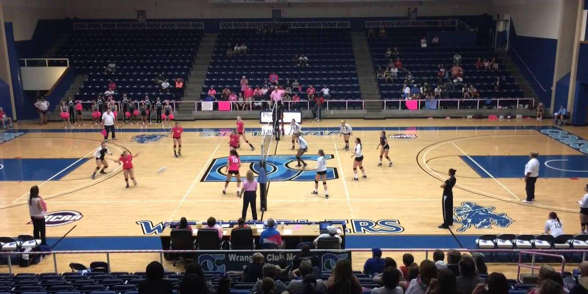 Odessa College Voleibol continúa invicto