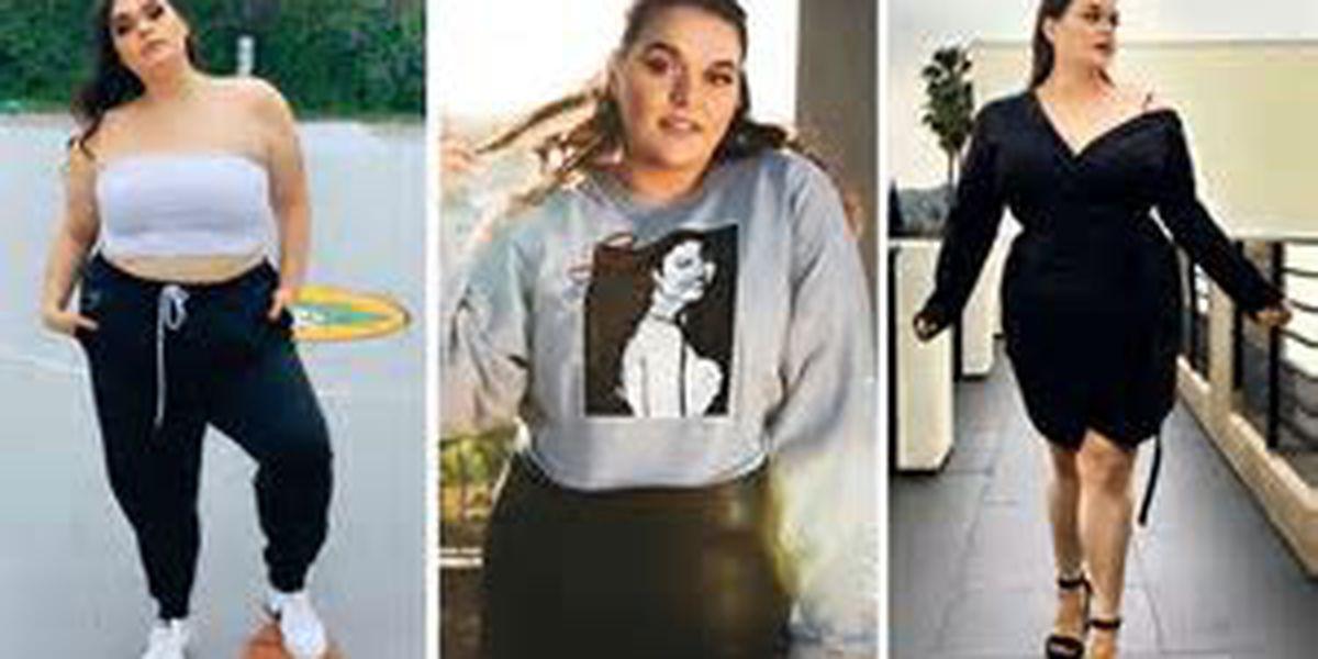Jenicka Lopez, la hija menor de Jenni Rivera, se convirtió en modelo curvy