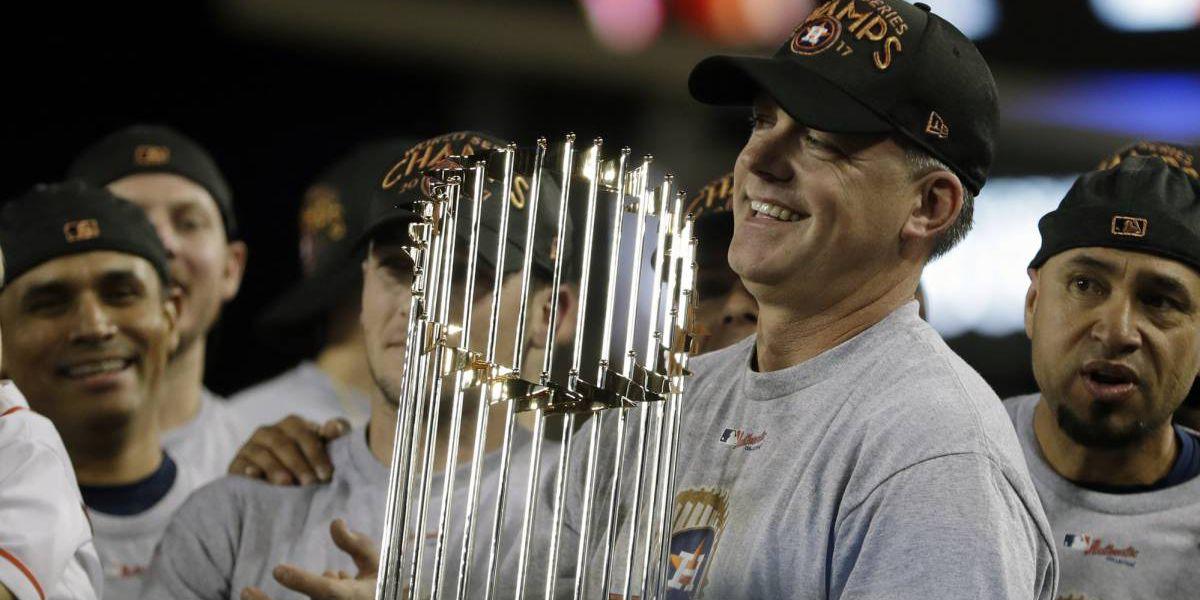 Los Astros de Houston y su golpe al baseball