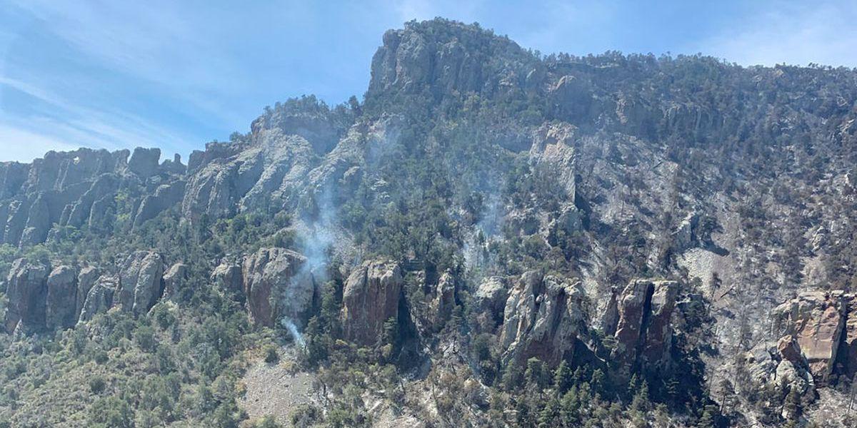 Incendio forestal en el Parque Nacional Big Bend ahora contenido en un 60%