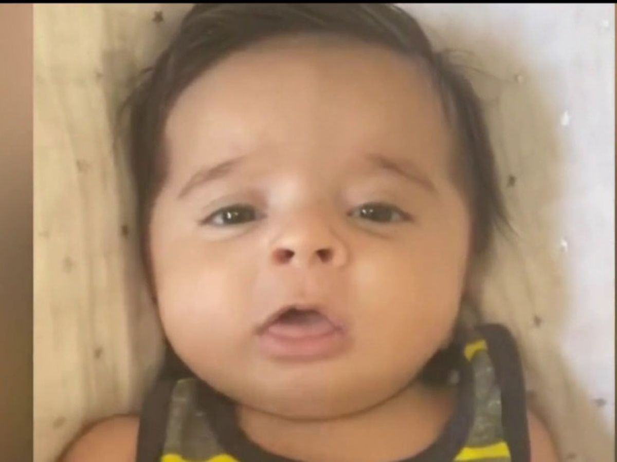 Bebé habría contraído el COVID-19 por besos de su padre asintomático