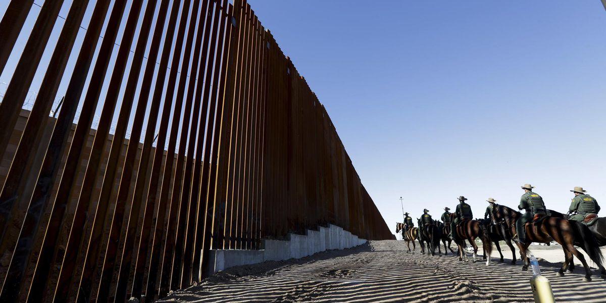 El Pentágono desviará $3,800 millones de fondos militares al muro fronterizo
