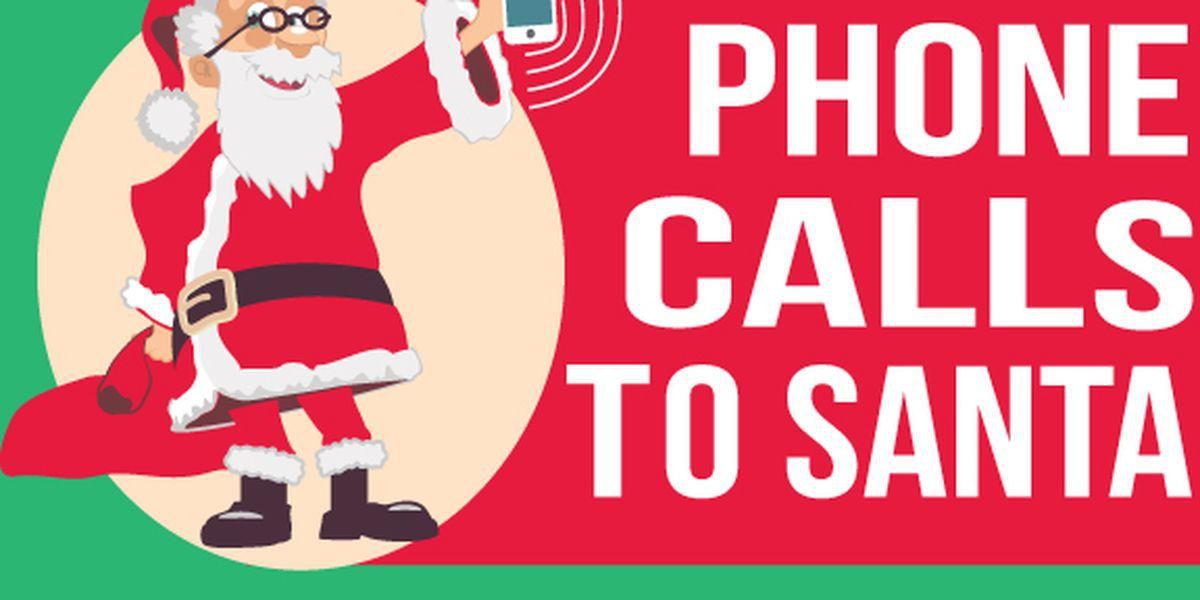 Ciudad de Odessa hace posibles llamadas telefónicas a Santa en el Polo Norte