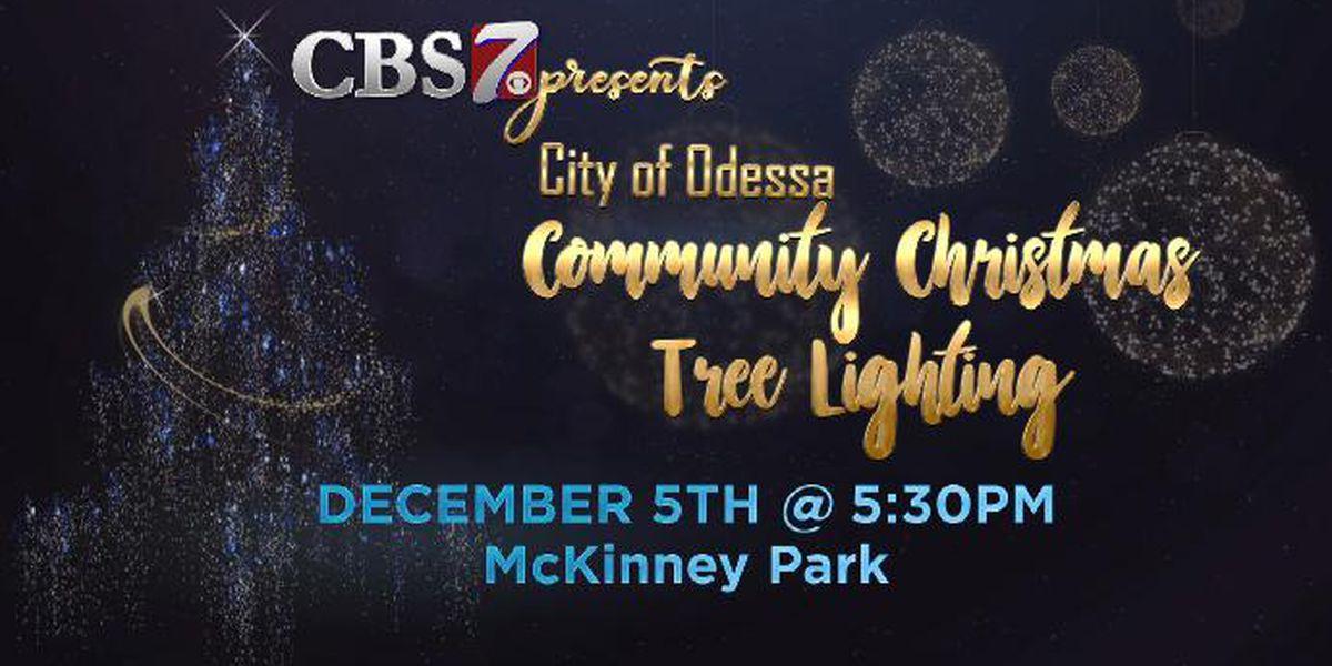 CBS7 transmitirá la iluminación del árbol de navidad de la comunidad