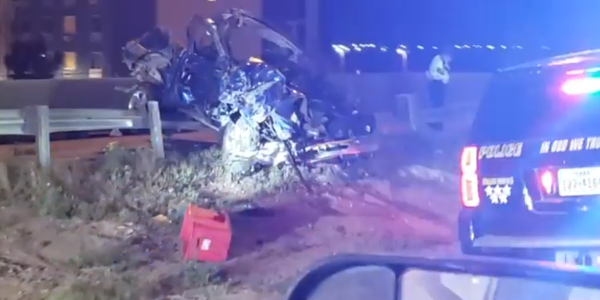 Policía identifica a hombre de Midland que murió en un accidente vehicular en Odessa