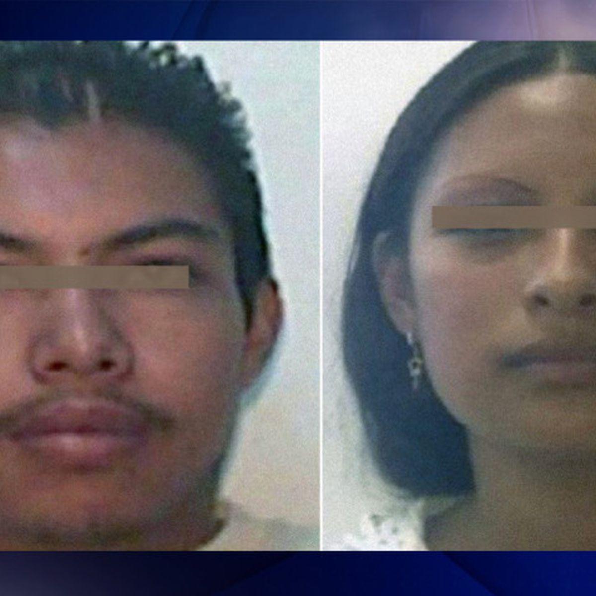 Capturan a pareja señalada como la que raptó y mató a Fátima