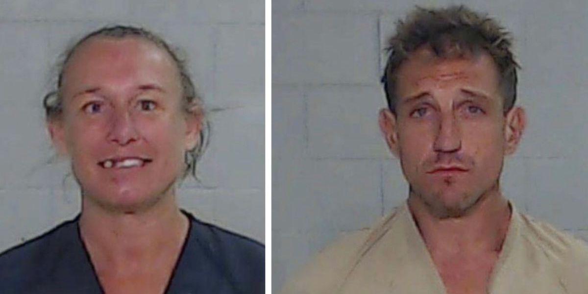 Un hombre y una mujer acusados de iniciar fuego en restaurante de Odessa