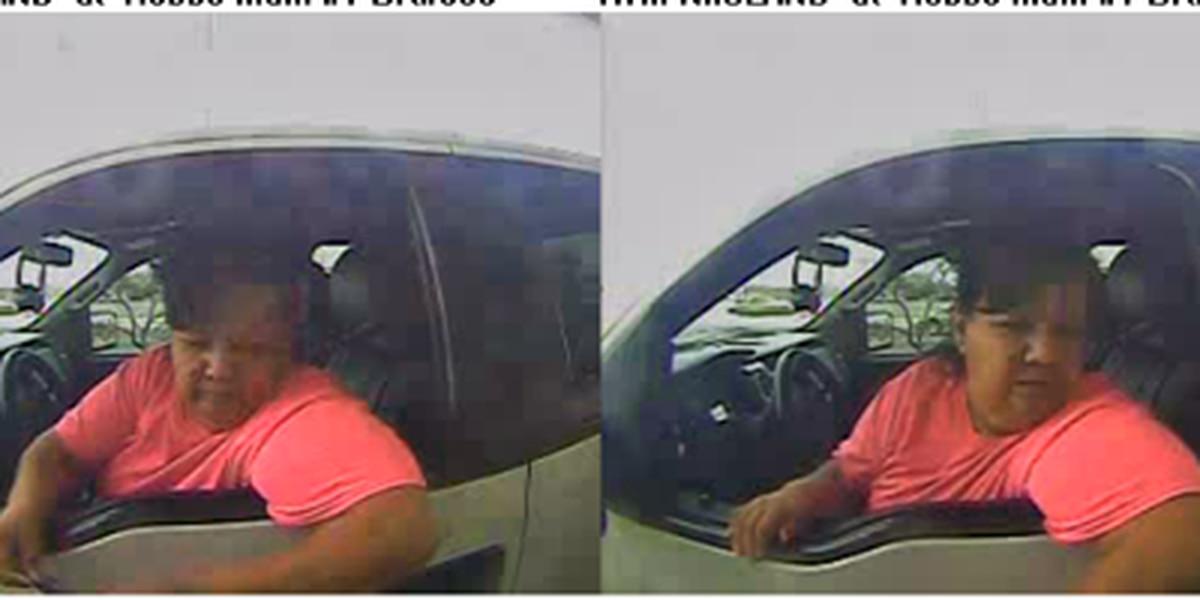 La policía de Hobbs necesita su ayuda para identificar a sospechosa de fraude