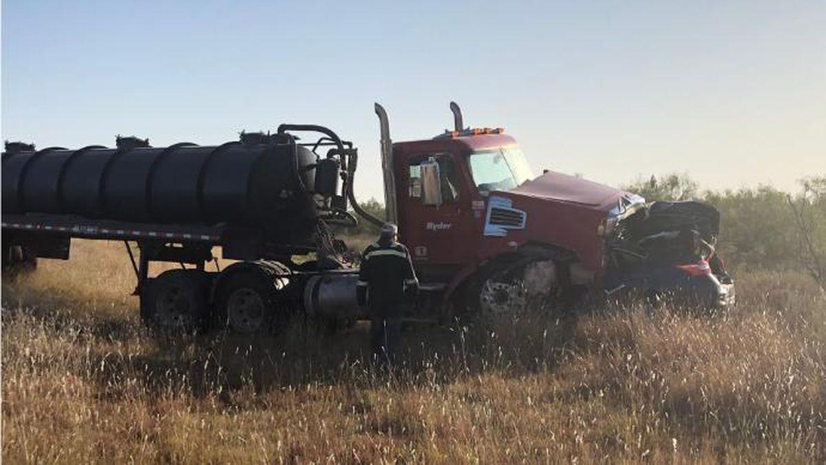 DPS investiga accidente mortal en el Sudeste de Loop 338