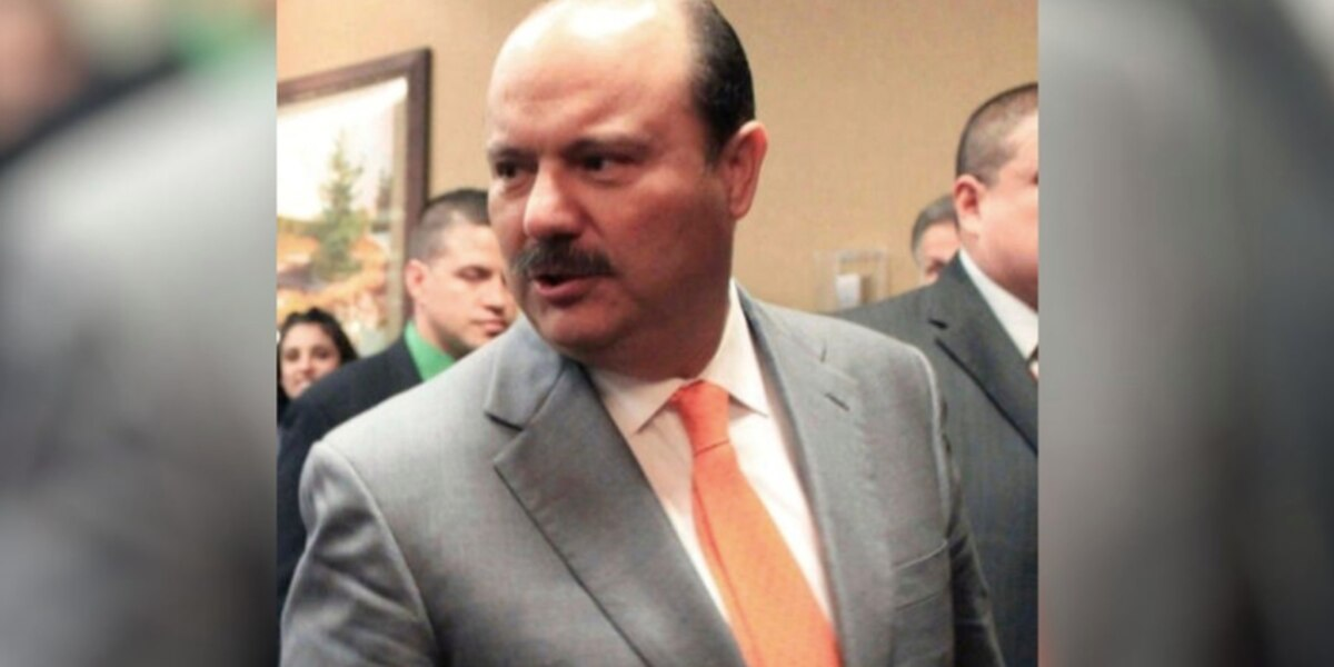 Estados Unidos arresta por corrupción a César Duarte, exgobernador de Chihuahua