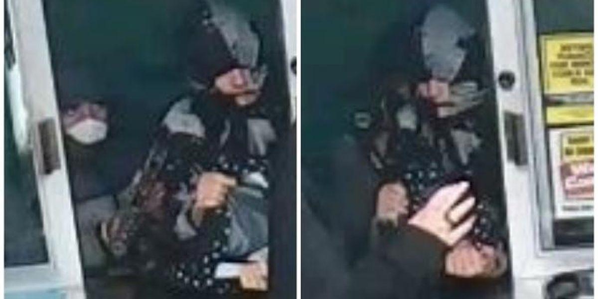 Policia Busca Identificar A Ladrones