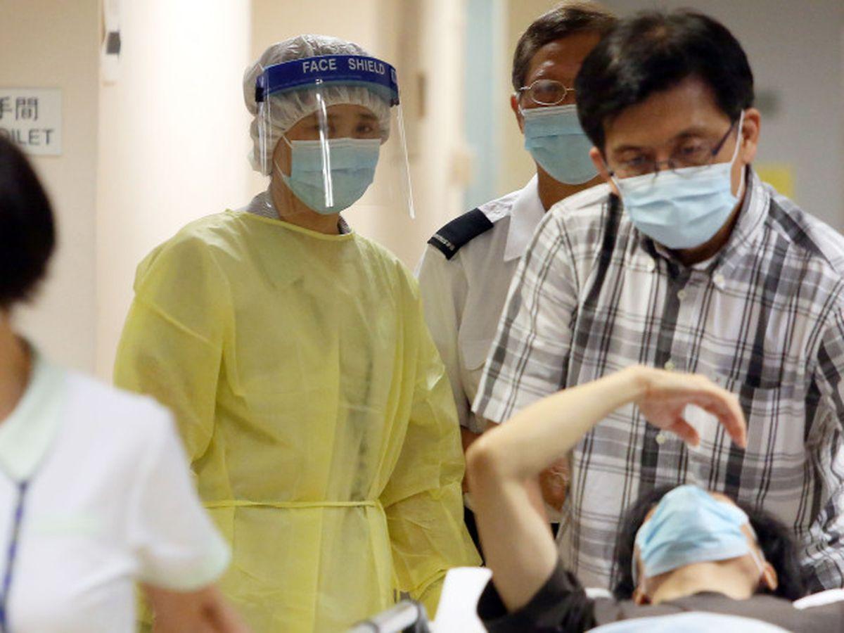 China confirma primera muerte fuera del epicentro del brote del Coronavirus