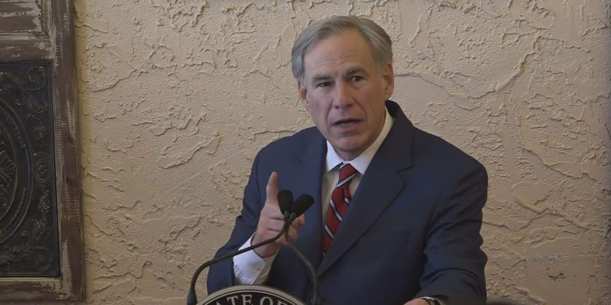 El gobernador Abbott se niega a realizar el primer lanzamiento en el juego de los Texas Rangers por la decisión de MLB de retirar el Juego de Estrellas de Atlanta