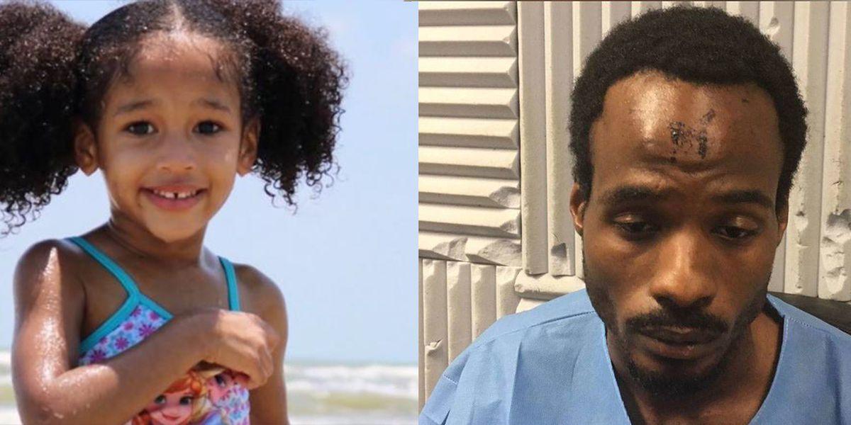 Padrastro nombrado persona de interés en la desaparición de una niña de 4 años