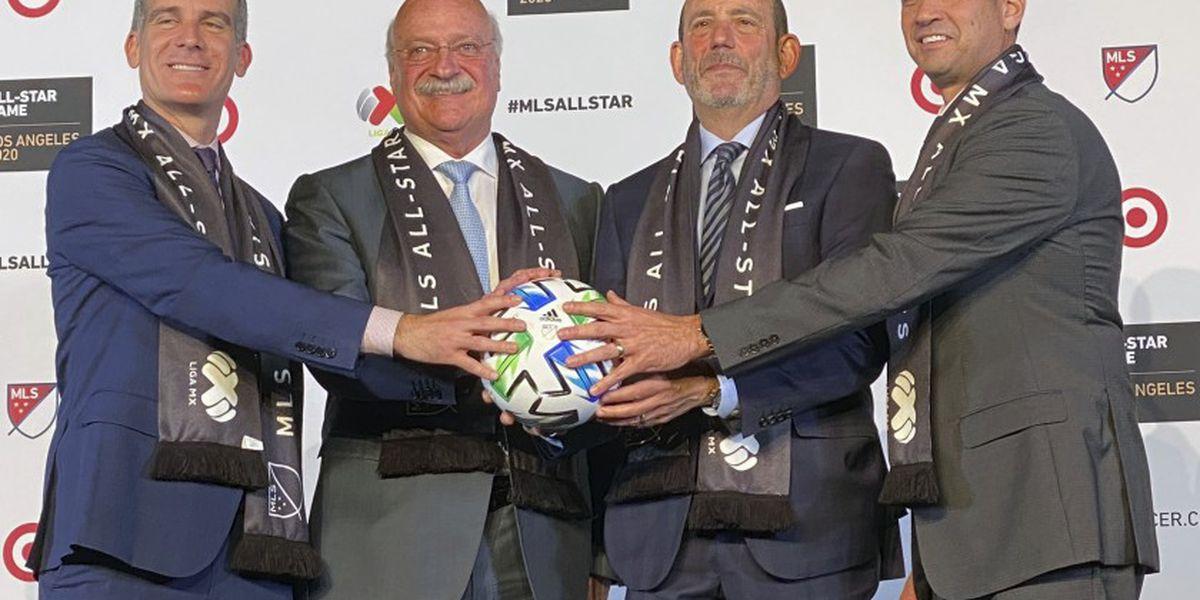 Alcalde de Los Ángeles: Juego de Estrellas MLS vs. Liga MX es 'un puente que une en tiempo de división'