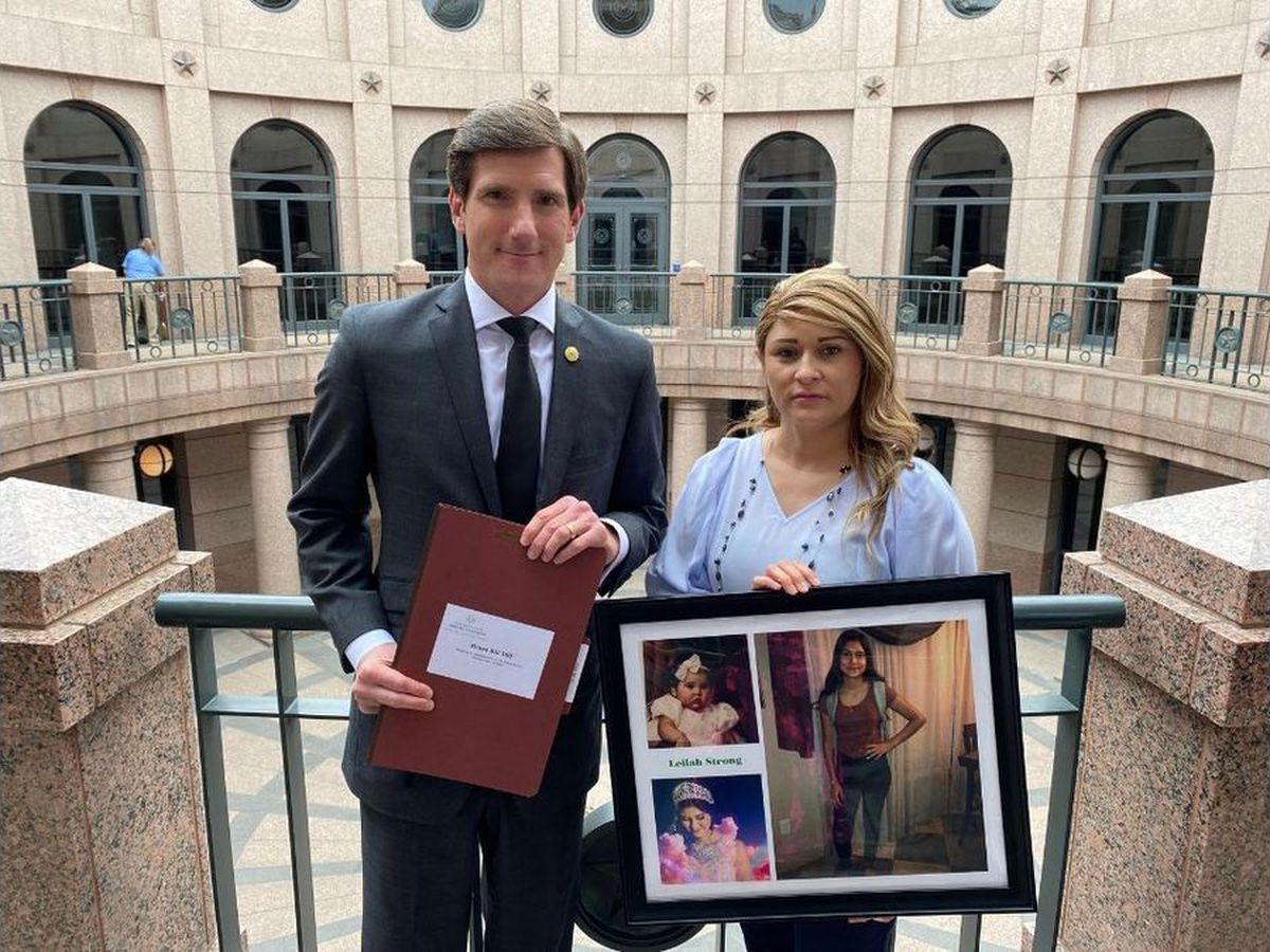 Ley Leilah Hernandez espera la firma del gobernador