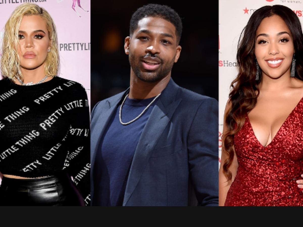 Khloé Kardashian perdona a Tristan Thompson y Jordyn Woods responde