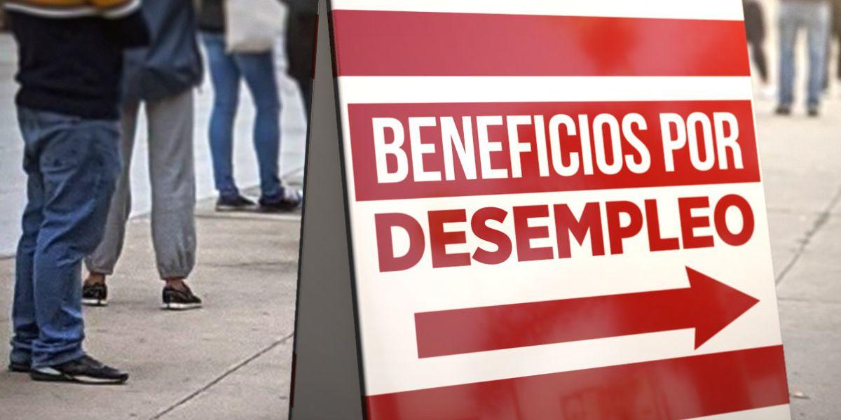 Estados Unidos reclama hasta 744.000 solicitudes de desempleo, ya que el coronavirus aún obliga a despidos