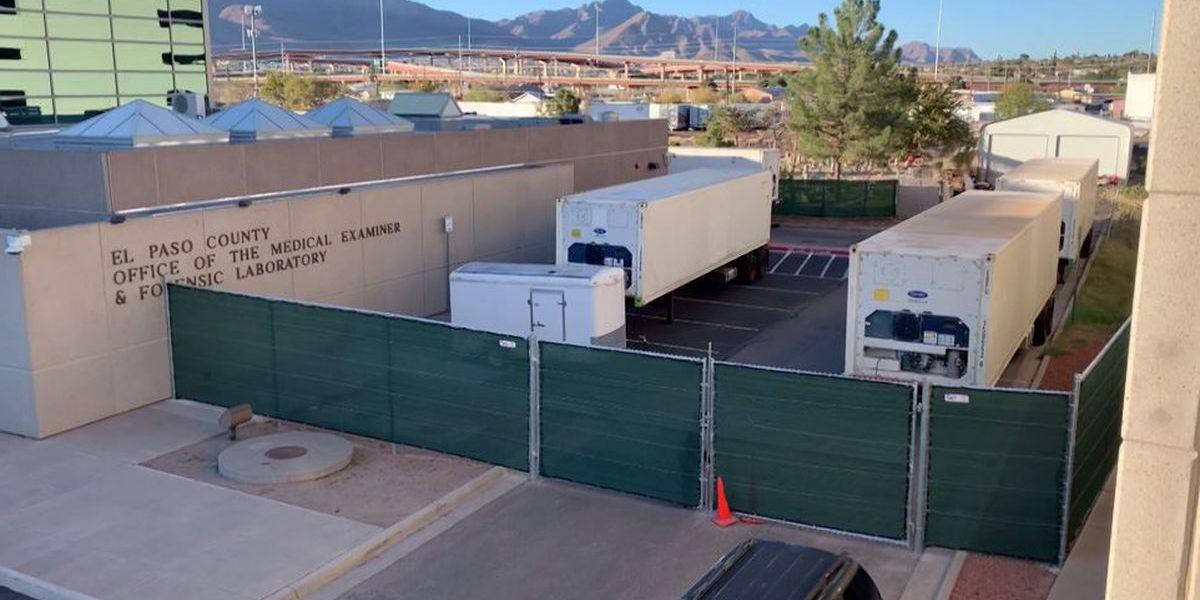 El condado de el Paso establecerá un toque de queda para ayudar a detener el virus