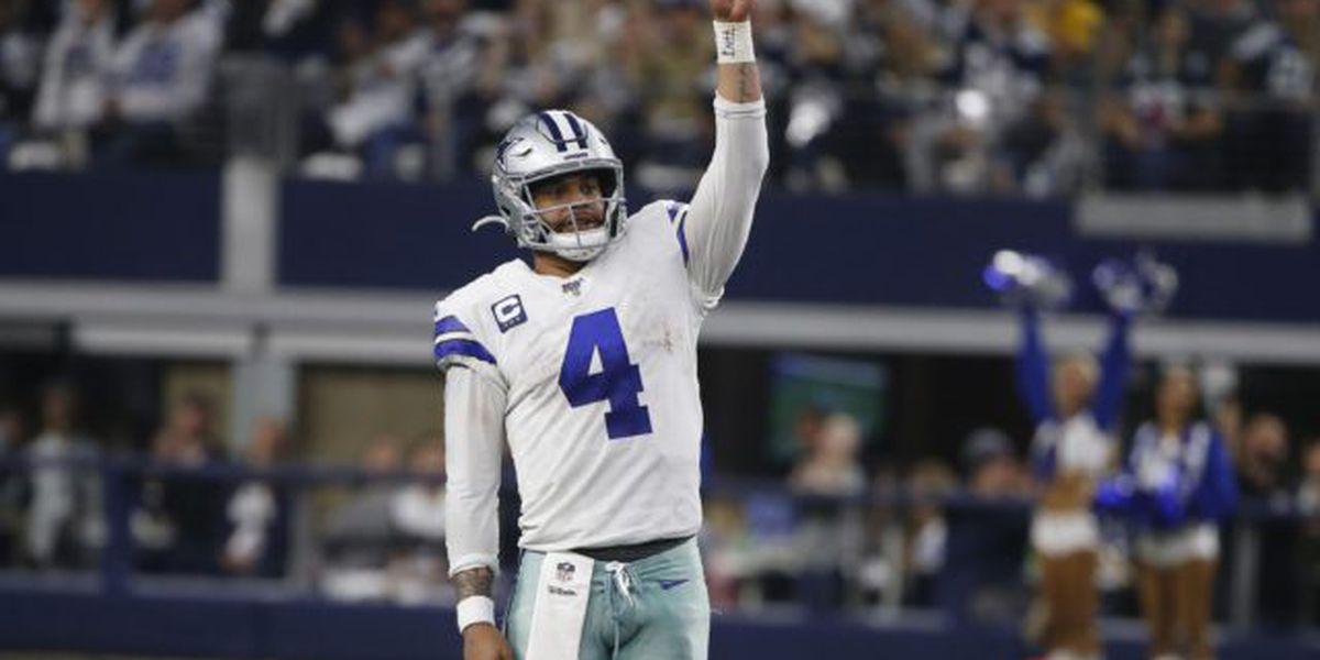 Dak Prescott acaba de firmar la extensión con los Cowboys