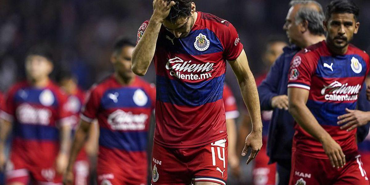 Chivas queda fuera de la Copa MX tras perder con Dorados en penales