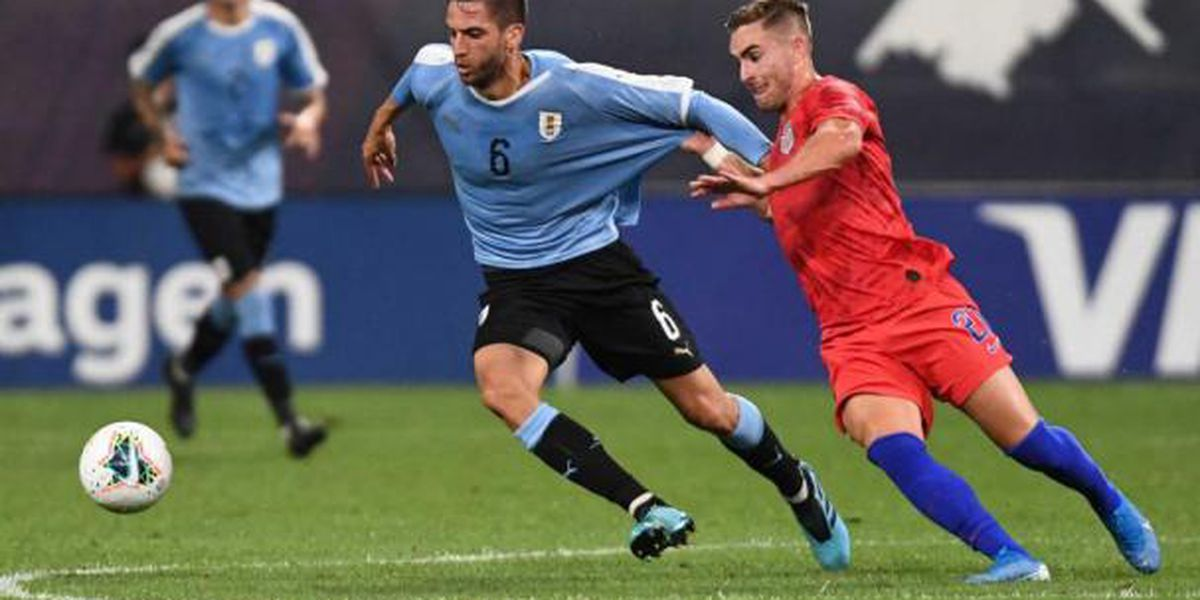 ESTADOS UNIDOS ARRUINÓ LA VICTORIA DE URUGUAY AL RESCATAR EL EMPATE 1-1 EN LA FECHA FIFA
