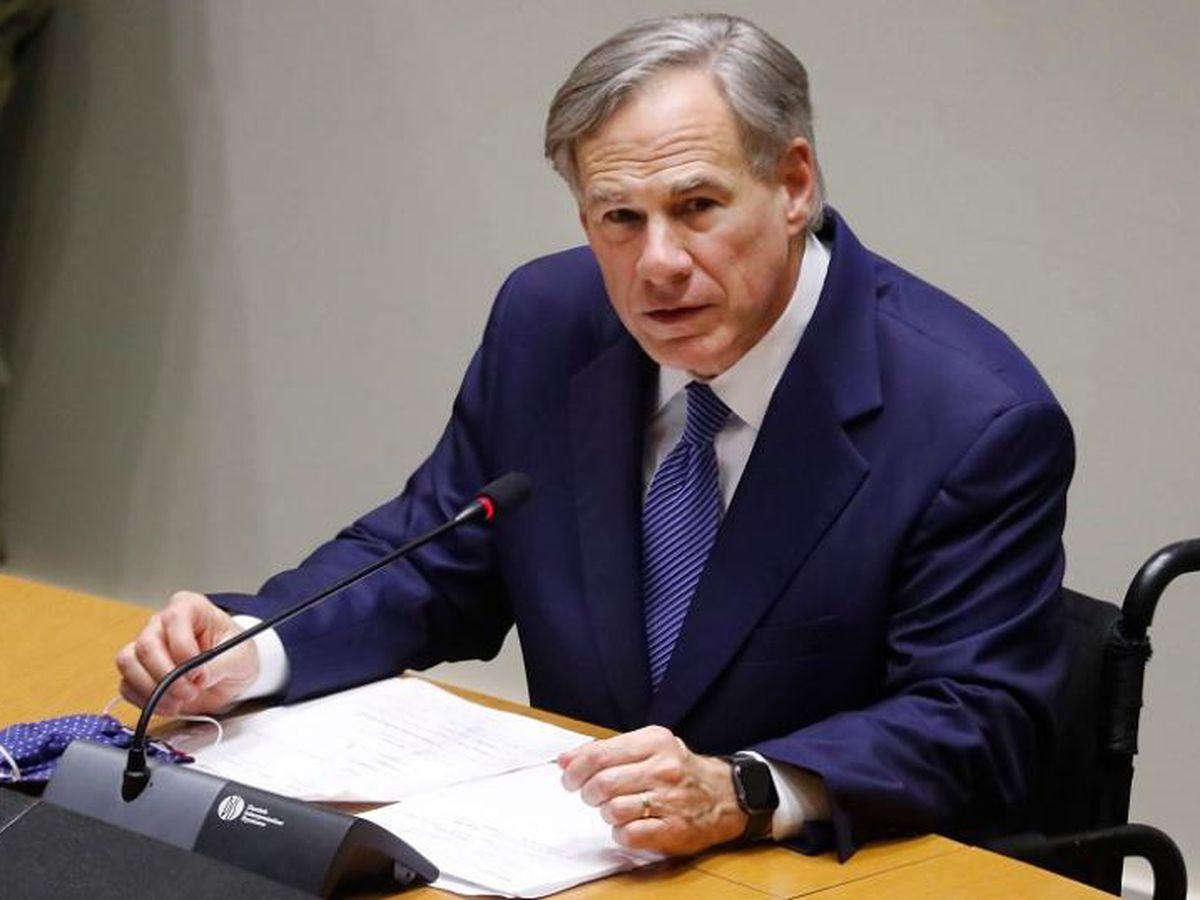 El gobernador Greg Abbott dice que Texas no necesita la ayuda del ejército estadounidense para responder a las protestas