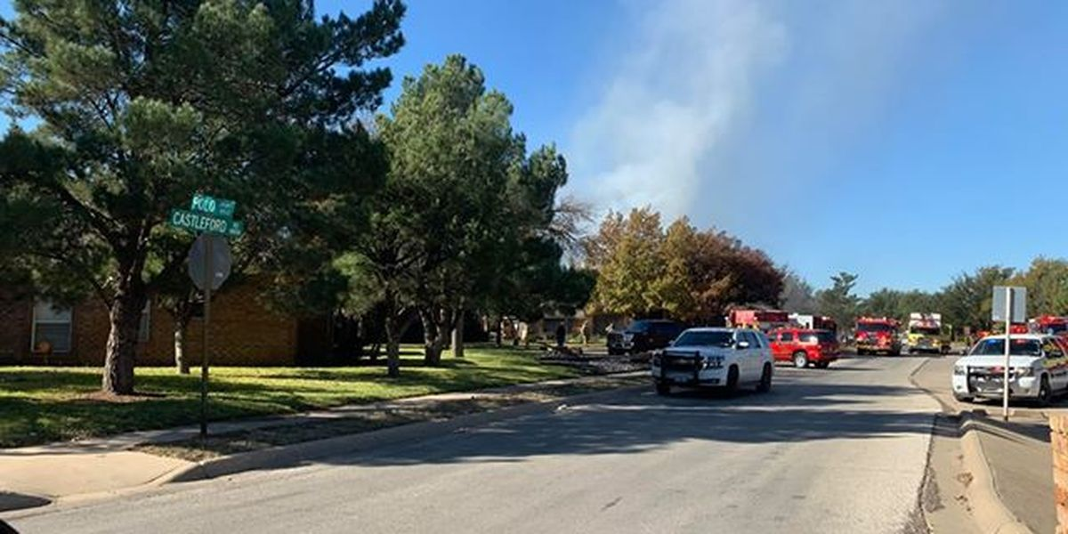El departamento de bomberos de Midland dice que no hay lesiones en el incendio de la casa causada por un juego
