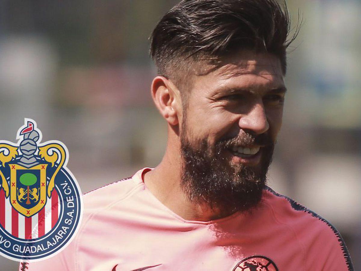 ¡América lo confirma! Oribe Peralta se va a Chivas con contrato de dos años