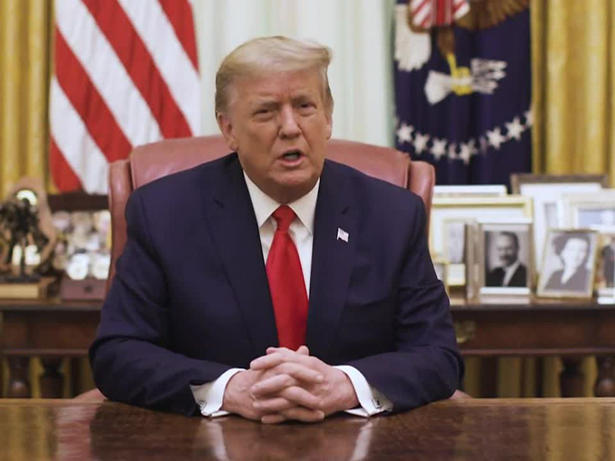 Trump dejará Washington en la mañana de la toma de posesión de Biden