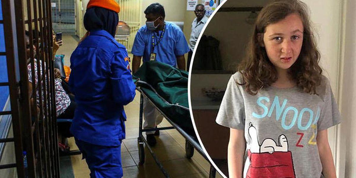 Tragedia en vacaciones: hallan cuerpo de menor con discapacidad desaparecida en Malasia