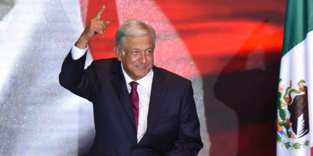 El nuevo presidente de México Andrés Manuel López obrador dice que su fuerte no es la venganza y eso tiene molesto a muchos
