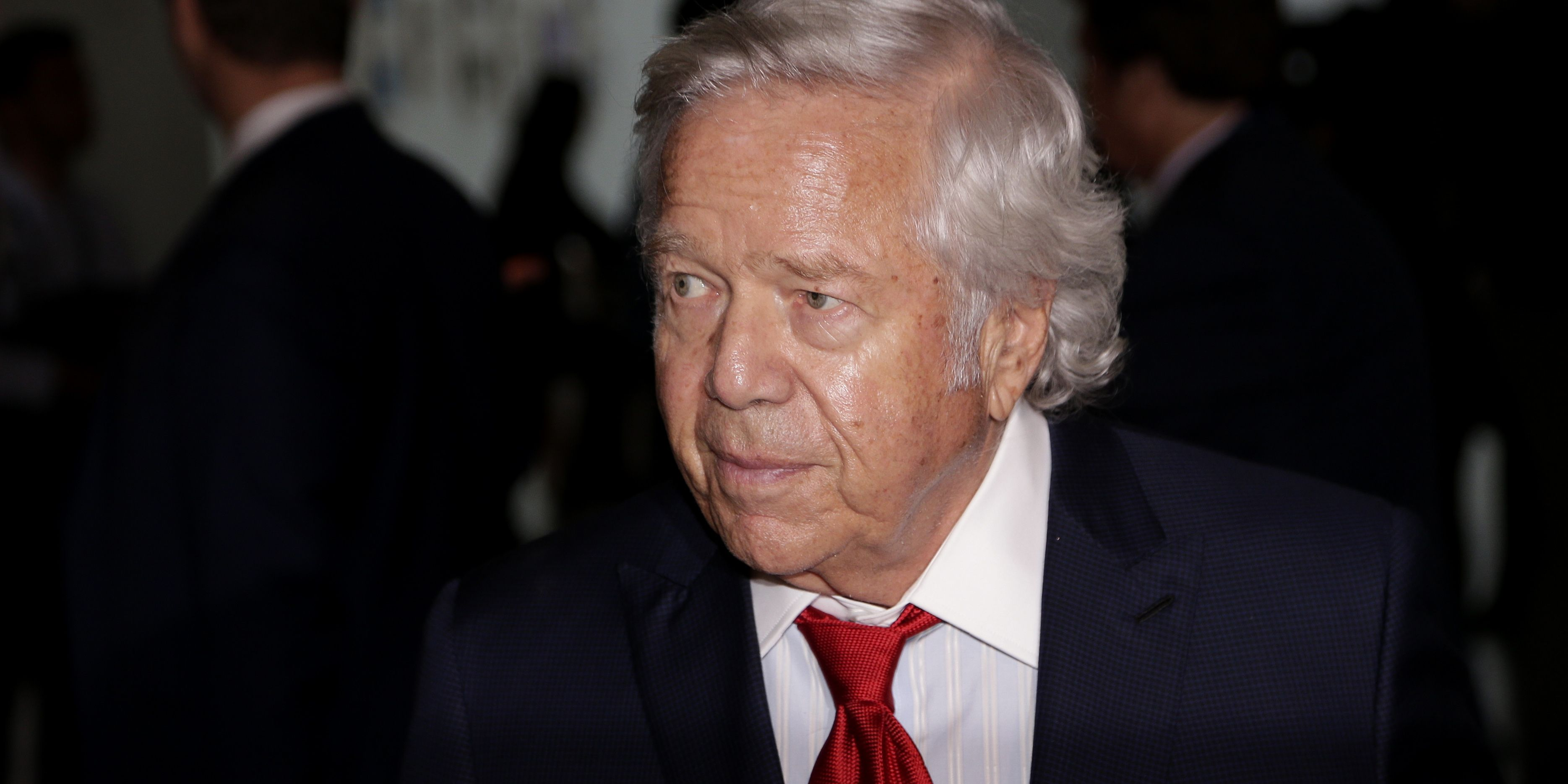 Documents: Kraft visited spa in sex trafficking sting on day of AFC Championship Game