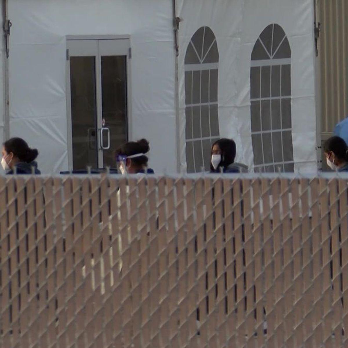 Se espera que la instalación para migrantes de Pecos albergue a 1,000 niños a fines de abril