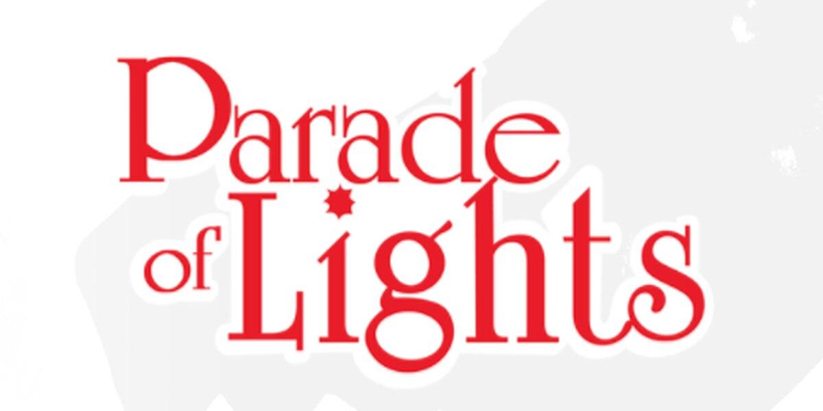 El Desfile Anual de Luces de Navidad se llevara a cabo el sábado