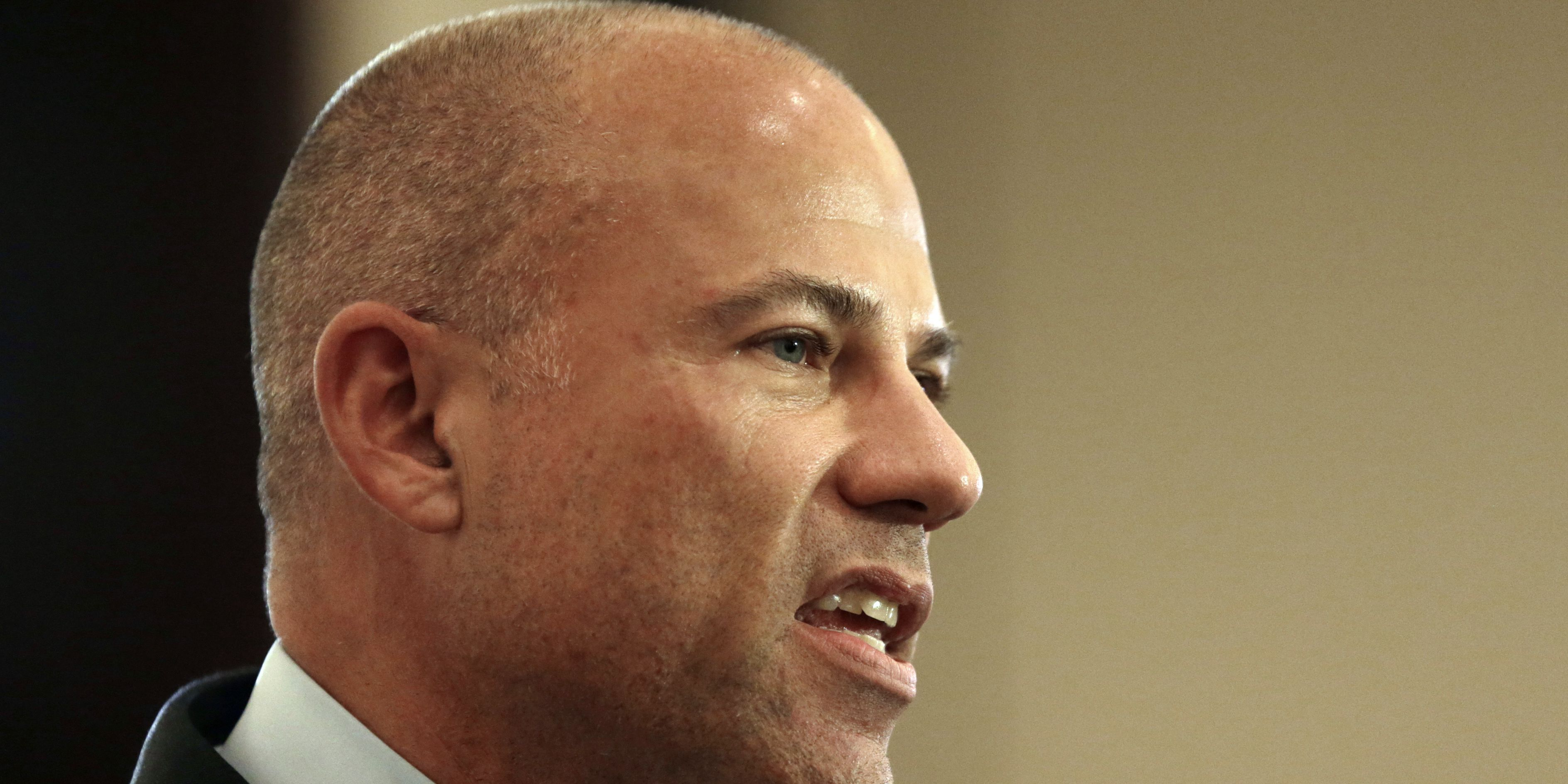 After his release, Michael Avenatti says he expects to be exonerated