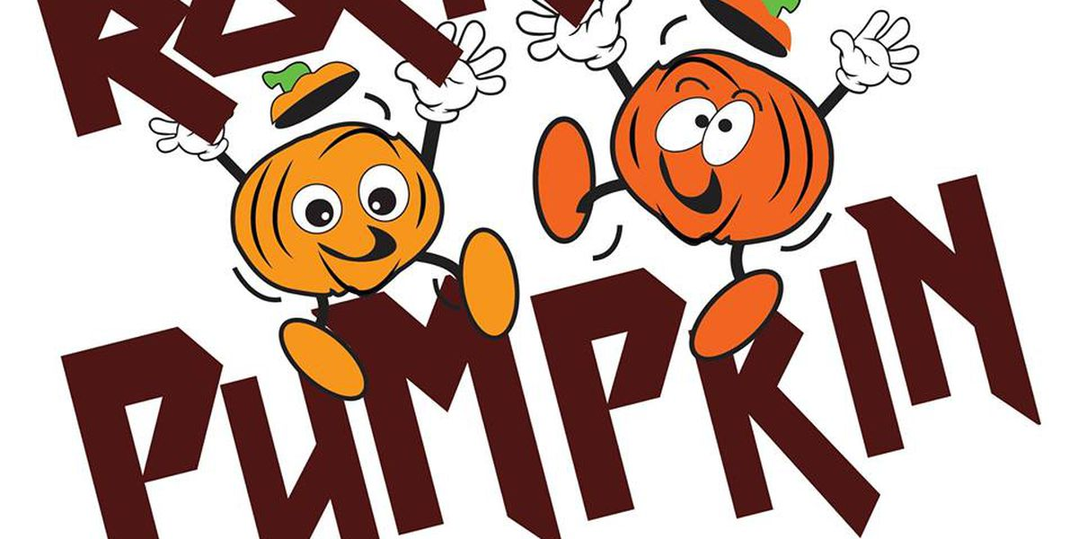 Rock The Pumpkin