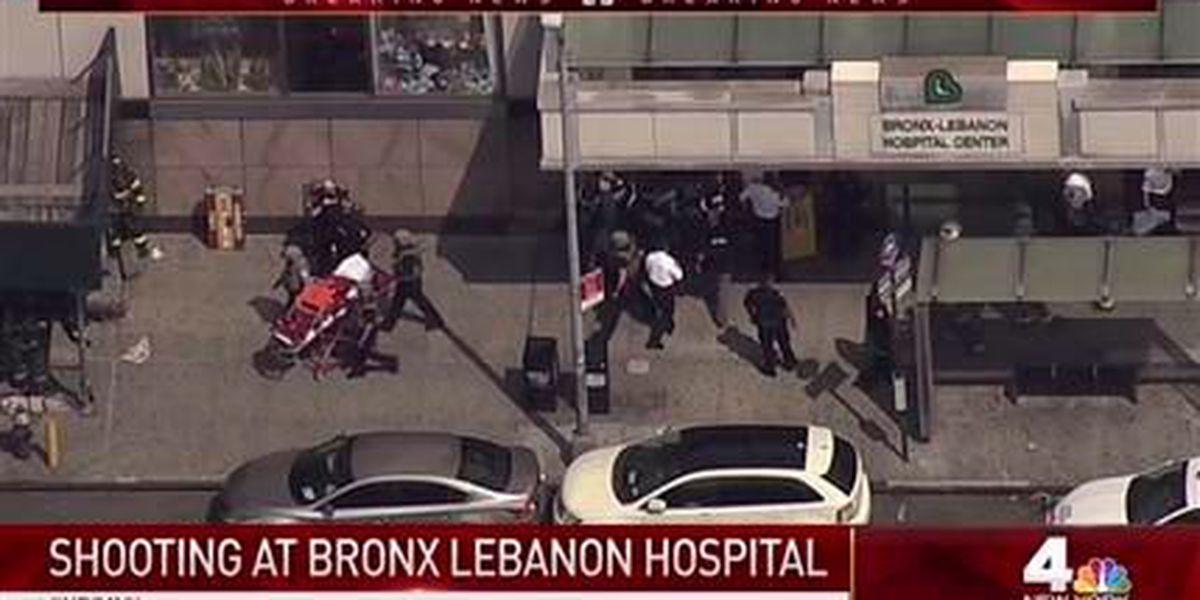 Policía: Dos muertos por tiroteo en hospital de Nueva York
