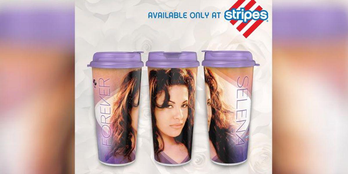 Stripes lanzará la última copa coleccionable de Selena de edición limitada