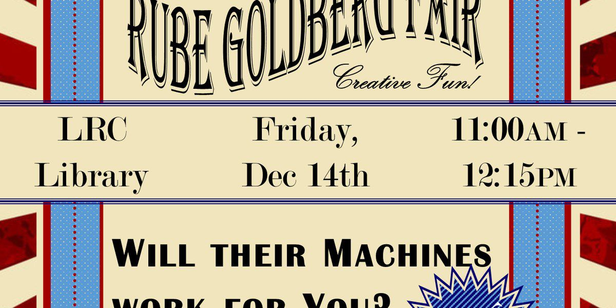 Los estudiantes de OCTECH organizan una feria de ciencias para demostrar la máquina Rube Goldberg