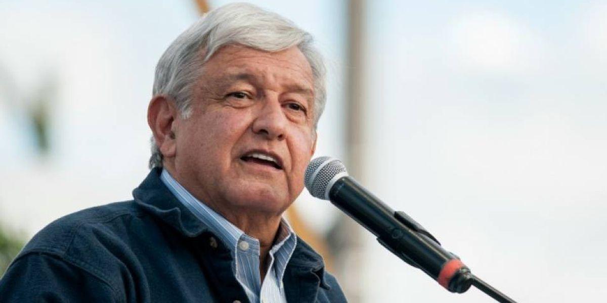 'Son tiempos de canallas' López Obrador