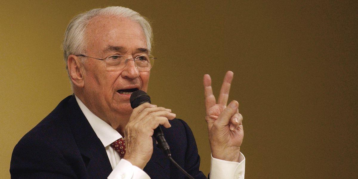 Ex-Colombian President Belisario Betancur dies at 95