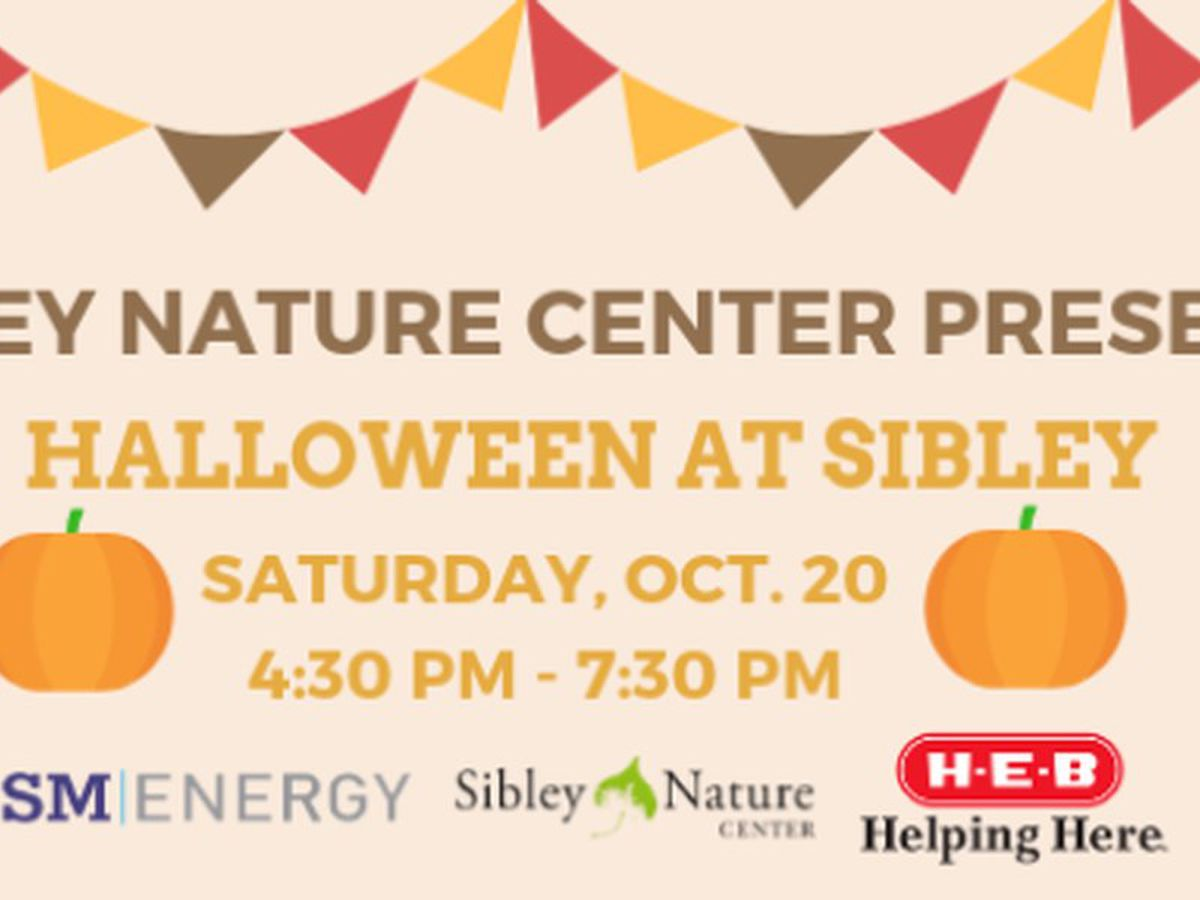 Sibley Nature Center se transforma para Halloween