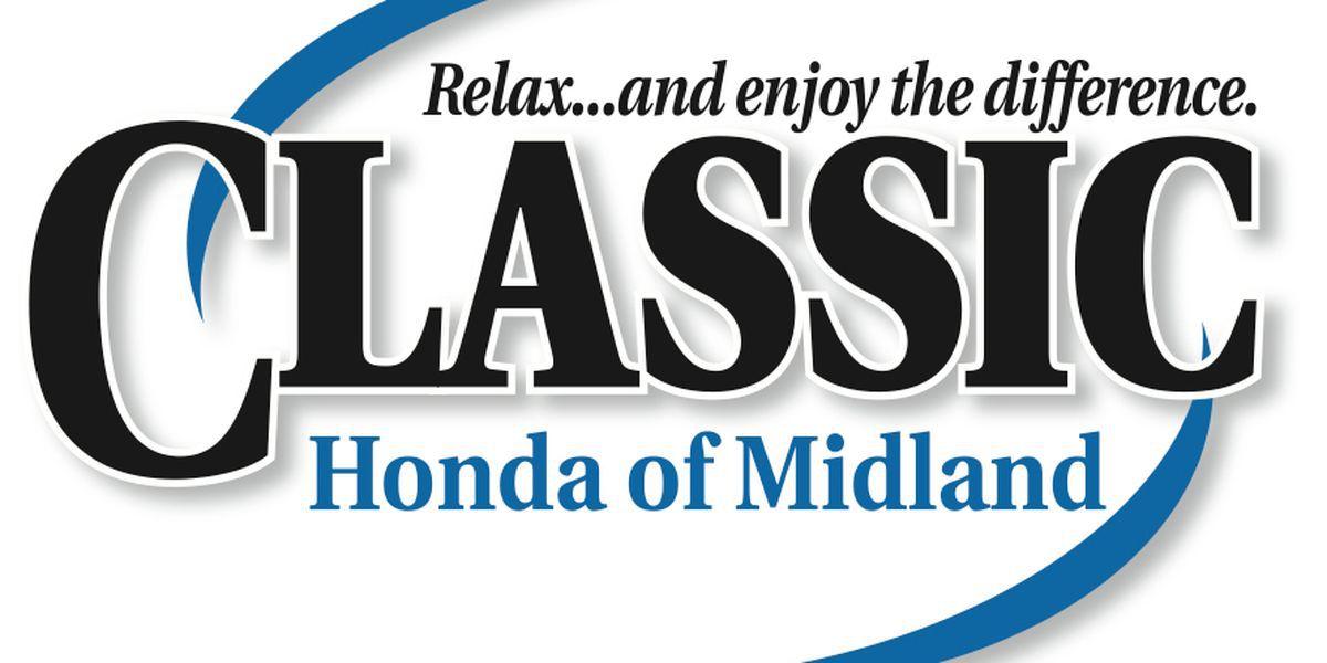 Honda de Midland le da $ 500 a un residente local.