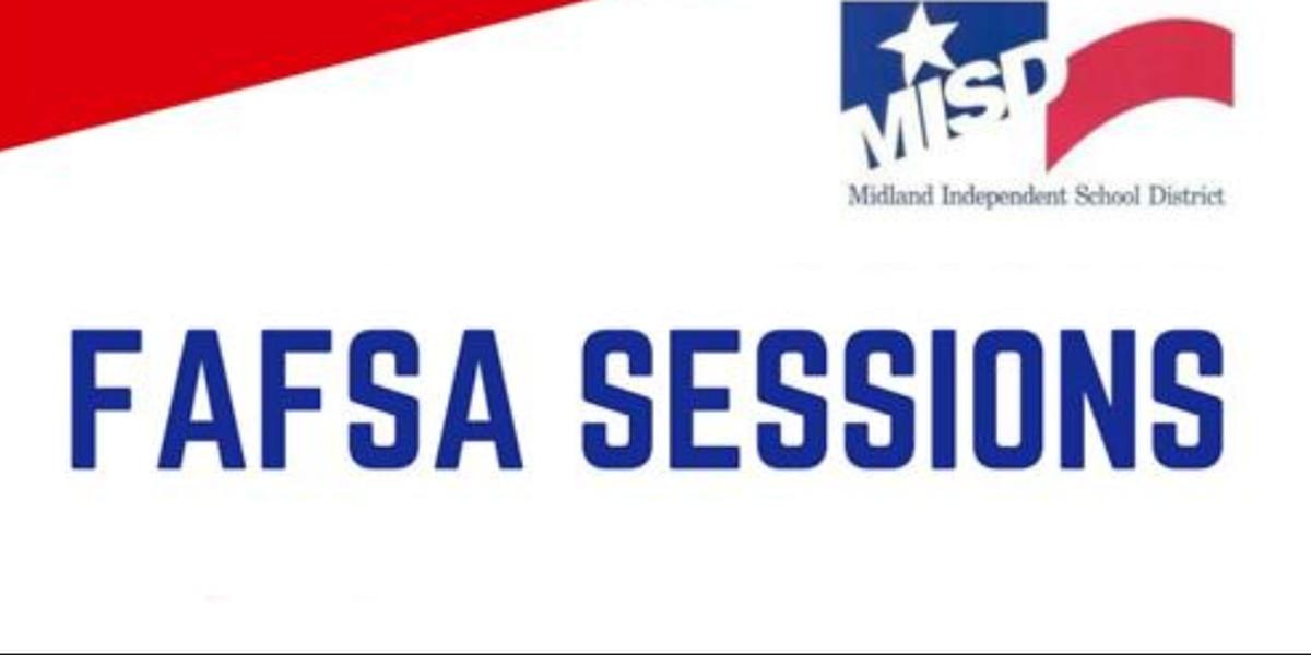 El Colegio de Midland ofrece asistencia a los estudiantes con las aplicaciones de ayuda federal estudiantil FAFSA