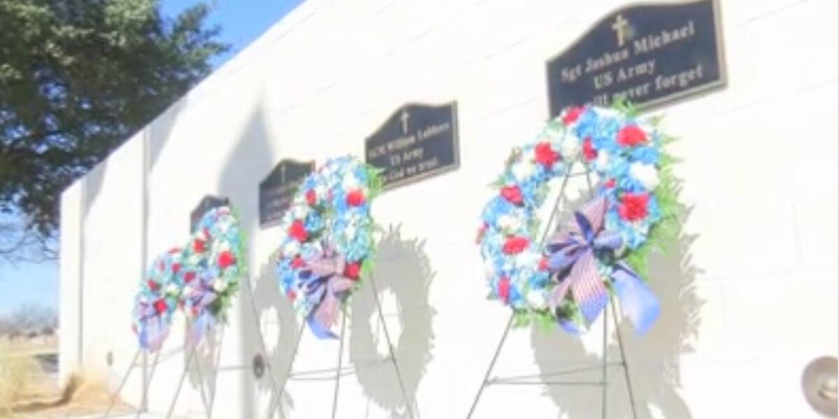"""""""Heroes Plaza"""" es dedicada a cuatro veteranos que murieron en el accidente ferroviario ocurrido en 2012"""